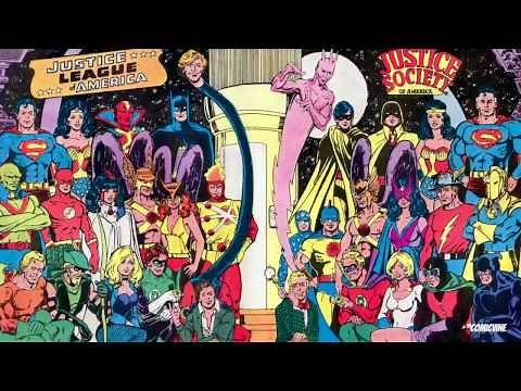 Crisis on Multliple Earths! A History of the DC Multiverse Part 2