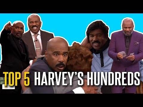 Top 5 Harvey's Hundreds