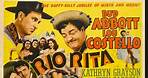 Rio Rita (1942) Bud Abbott, Lou Costello, Kathryn Grayson