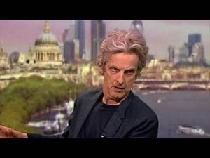 2016-12-18 - Peter Capaldi on the Andrew Marr Show