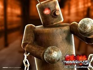 E24K's Tekken 5 - Mokujin Story Battle Playthrough