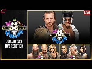 WWE NXT Takeover: In Your House Live Stream: Live Reaction Conman167 Full Show Watch Along