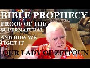 PROPHECY 12 - THE 70 WEEKS (BIBLE STUDY - PROOF OF TODAY'S SUPERNATURAL & HOW TO FIGHT)