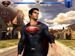 Superman - Man of Steel HD iPad Gameplay Let's Play Review