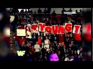 WWE Raw Old School 11/15/10 Part 11/15 (HQ)