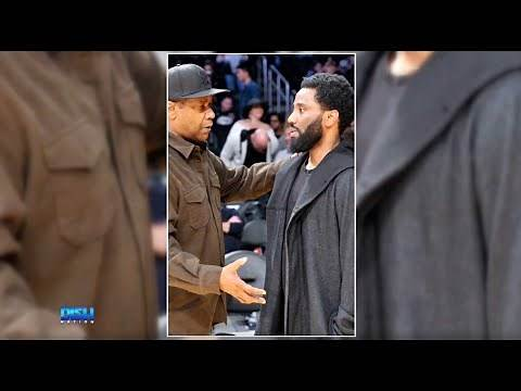 DENZEL WASHINGTON'S SON REVEALS HE GAVE THE 'MALCOLM X' SPEECH AT HIS FOOTBALL GAMES