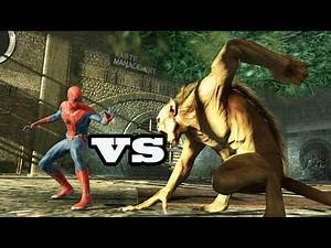 Remembering the Vermin in The Amazing Spider-Man Video Game- HD
