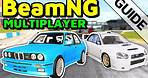 How To Play BeamNG Drive In Multiplayer With Friends
