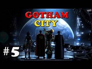 DC UNIVERSE ONLINE - Gameplay Walkthrough Lets Play - Part 5 - (PS4) Gotham City (Villain)