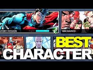 DC: UNCHAINED #7 - Best Character to Start