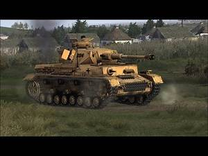 Mega Realistic Strategy about the Second World War on PC ! Graviteam Tactics Mius-Front