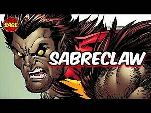 Who is Marvel's Sabreclaw? Long Lost Son of Wolverine.
