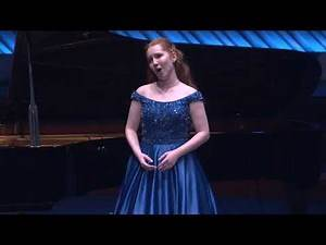 Jayden Goldberg | Soprano | 2018 National YoungArts Week