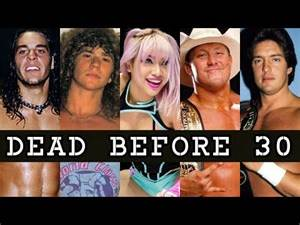 29 WRESTLERS WHO DIED BEFORE THE AGE OF 30