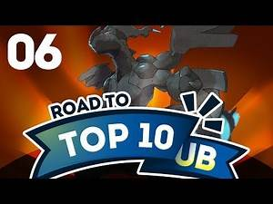 Pokemon Showdown Road to Top Ten: Pokemon Sun & Moon Ubers w/ PokeaimMD #6