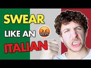 10 Most Common Italian Swear Words