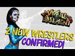 2 New Wrestlers Confirmed!