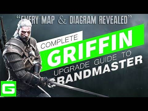 The Witcher 3 Upgrade Guide (2021) – Griffin School Witcher Gear (Basic to Grandmaster)