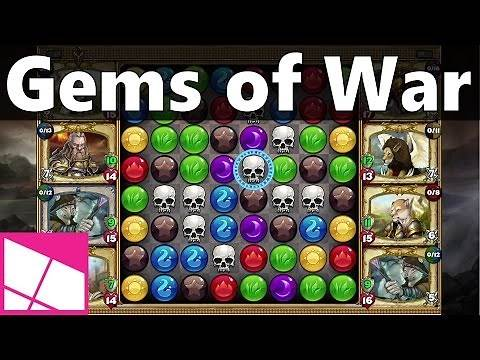 Gems of War: Xbox One video review