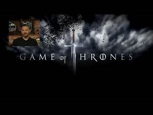 Off The Wall   the Game of Thrones Podcast featuring... Andy Lee!   Christmas 2018 Special