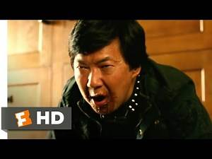 The Hangover Part III (2013) - Colorblind Chow Scene (7/9)   Movieclips