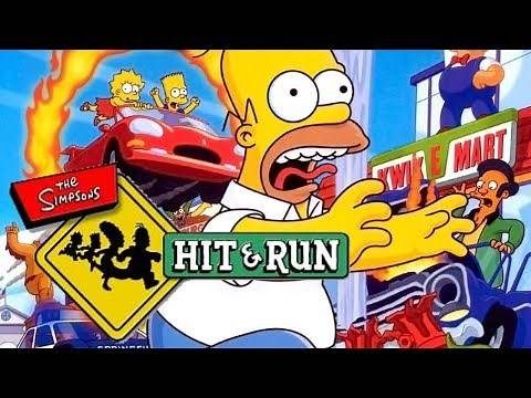 The Simpsons Hit And Run - Gamecube Longplay