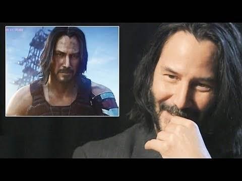 Reacting to Keanu Reeves Memes - [MEME REVIEW] 👏 👏#60