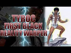 Tyroc: DC Comic's First Black Reality Warper