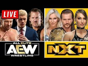 🔴 AEW Dynamite Live Stream & WWE NXT Live Stream February 12th 2020 - Full Show live reaction