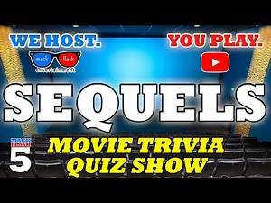 "Play the ""Mack Flash Five: Movie Sequels"" Quiz | Mack Flash Trivia"