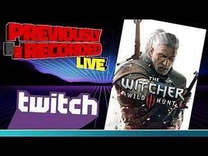Jack likes The Witcher 3 (pt. 1)