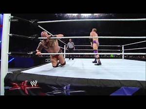Zack Ryder vs. Tensai: WWE Superstars, Dec. 7, 2012