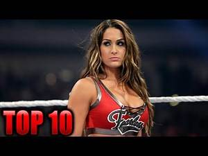 Top 10 WWE Divas Of 2015