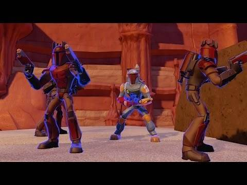 Disney Infinity 3.0 - How To Create A Survival Game