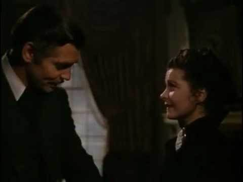 Gone With The Wind --Frankly, My Dear