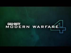 Call Of Duty 2019 Rumoured To Be Modern Warfare 4