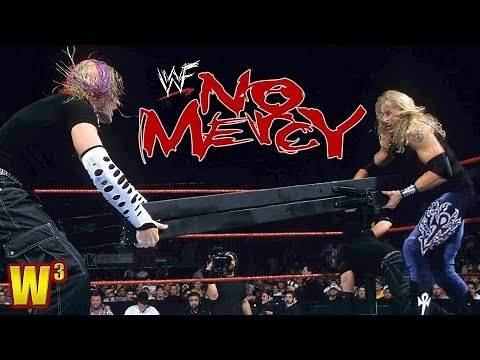 WWF No Mercy 1999 Review | Wrestling With Wregret