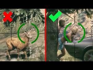 Deer HUNTING gone WRONG - GTA V (Hunting with Trevor)