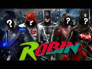 Who Should Play the Robins of the DCEU?