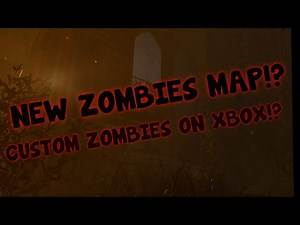 Black ops 3 LEAKED NEW ZOMBIES MAP!?! CUSTOM ZOMBIES ON XBOX?? Call Of Duty Black ops 3?