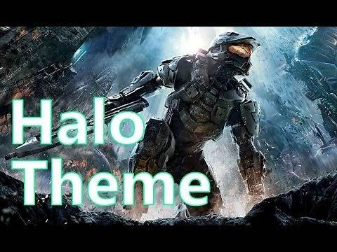 Game Clip #1 - Halo Theme (Video Game Music)