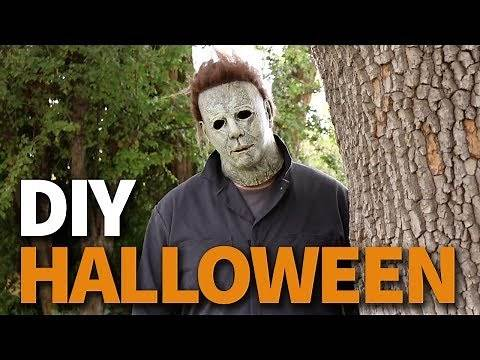 Create a LEGIT Michael Myers Costume