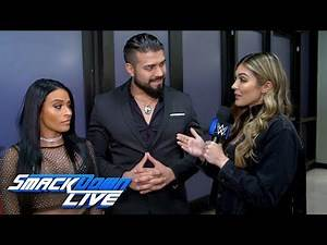 Andrade relishes opportunity to face Chad Gable: SmackDown Exclusive, Aug. 27, 2019