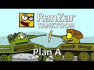 Tanktoon: Plan A. RanZar