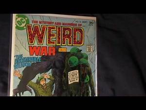 Weird War Tales #55 - (1977)