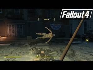 Fallout 4 - Fun with Pickpocket Perk [ Dino, Skinny Malone, Kellogg ]