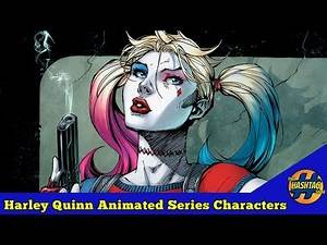 EXCLUSIVE: Cast Of Characters Confirmed For New Animated Harley Quinn Series
