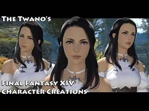 Final Fantasy XIV - Character Creation (Cute Female Hyur) #9