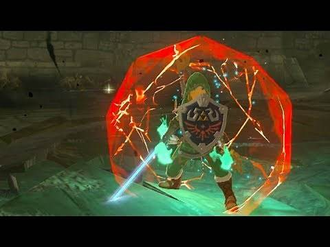 How To Get The Hylian Shield In Zelda BOTW