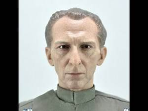 Star Wars - Grand Moff Tarkin Sixth Scale Figure by Hot Toys Review